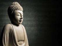 Scultura del Buddha Immagini Stock