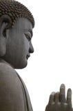 Scultura del Buddha Fotografia Stock