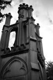 Scultura 3 del cimitero Fotografia Stock