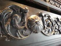 Scultura del legno Immagine Stock