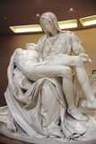 Scultura del Pieta replic Immagini Stock
