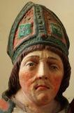 Scultura del ritratto di Vitus del san Immagine Stock