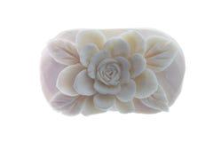 Scultura del sapone Fotografie Stock