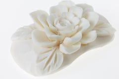 Scultura del sapone Fotografia Stock