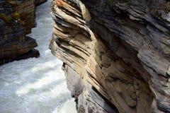 Scultura dell'acqua Fotografie Stock
