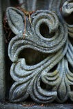 Scultura dell'arenaria Fotografie Stock