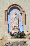 Scultura della Mary di Virgin Fotografia Stock Libera da Diritti