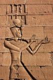 Scultura di Amun Fotografia Stock Libera da Diritti