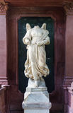 Scultura di angelo senza testa fotografia stock libera da diritti