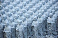 Scultura di arte del Buddha Immagine Stock Libera da Diritti