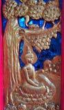 Scultura di Buddha Immagine Stock Libera da Diritti