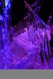 Scultura di ghiaccio Bruges 2013 - 03 Immagine Stock Libera da Diritti
