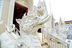 Scultura di Kochasri mitico in Tailandia Immagini Stock Libere da Diritti