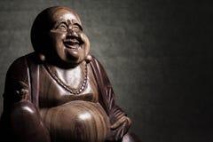 Scultura di Maitreya Fotografie Stock