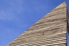 Scultura-giardinaggio di bambù Immagine Stock