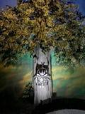 Scultura gigante dello scarabeo nel parco Jaime Duque Illustrazione Vettoriale