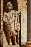 Scultura romana, uomo Immagine Stock