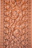 Scultura tradizionale tailandese Fotografia Stock Libera da Diritti