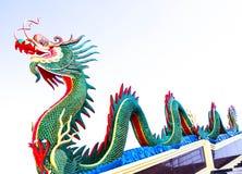 sculture de dragon Image libre de droits