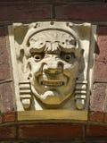 Sculture de Front Door d'entrée de maison urbaine Photographie stock
