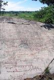 Sculture della roccia Fotografia Stock