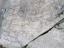 Sculture della roccia Fotografia Stock Libera da Diritti