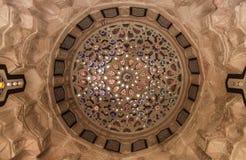 Sculture ornamentali artistiche orientali arabe Immagine Stock