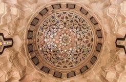 Sculture ornamentali artistiche orientali arabe Immagine Stock Libera da Diritti