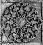 Sculture ornamentali orientali arabe Immagine Stock