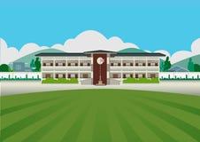 scuola illustrazione vettoriale
