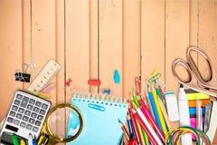scuola Fotografia Stock