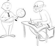 A scuola illustrazione di stock