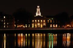 Scuola di commercio di Harvard Fotografia Stock