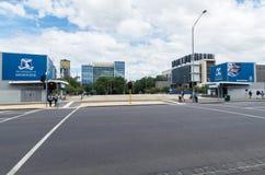 Scuola di diritto di Melbourne all'università di Melbourne Fotografia Stock Libera da Diritti