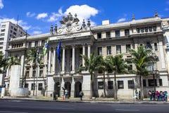 Scuola di diritto di Sao Francisco fotografia stock libera da diritti