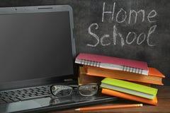 scuola domestica Immagini Stock