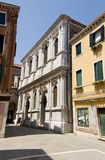 Scuola Grande dei Carmini, Venice Royalty Free Stock Photos
