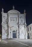 Scuola Grande di San Rocco Stock Images