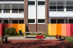 Scuola materna Immagini Stock Libere da Diritti