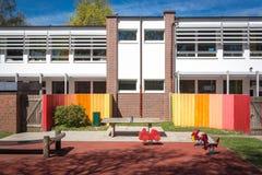 Scuola materna Fotografia Stock Libera da Diritti