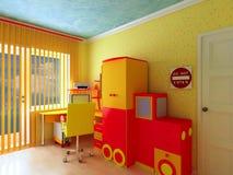 Scuola materna tematica. Immagini Stock Libere da Diritti