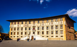 Scuola Normale Superiore in Pisa royalty free stock photos