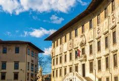 Scuola Normale Superiore in Pisa stock photography