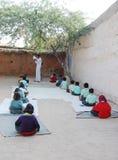 Scuola rurale Immagine Stock
