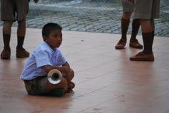 Scuola in Tailandia Fotografia Stock