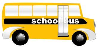 Scuolabus Fotografia Stock
