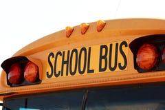 Scuolabus Fotografia Stock Libera da Diritti