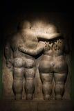 Scupture Botero Στοκ εικόνα με δικαίωμα ελεύθερης χρήσης