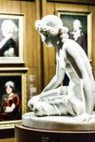 Scupture innerhalb des Museums Montreal-schöner Künste lizenzfreie stockbilder