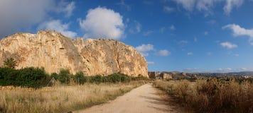 Scurati, Сицилия, Италия стоковое изображение rf